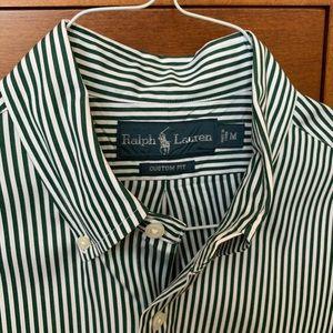 Ralph Lauren Custom Fit Dress Shirt